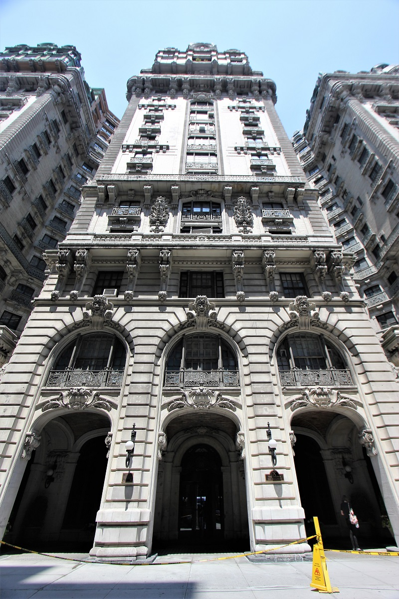 The Ansonia - NYC - History's Homes