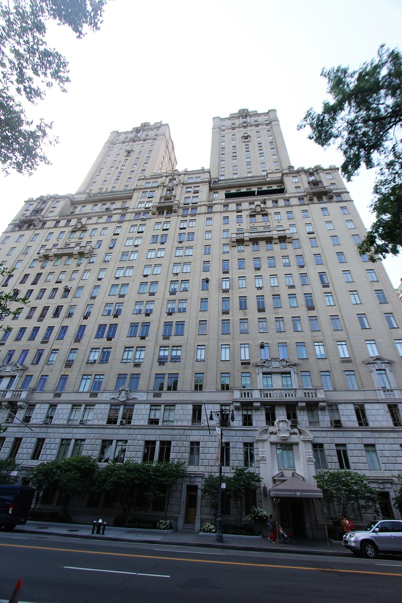 The San Remo - Central Park West - History's Homes