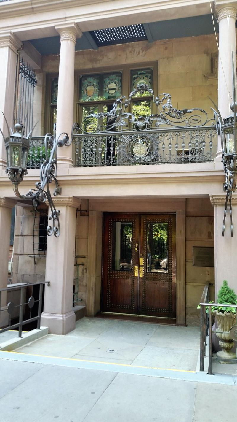 Edwin Booth Home - NYC - History's Homes