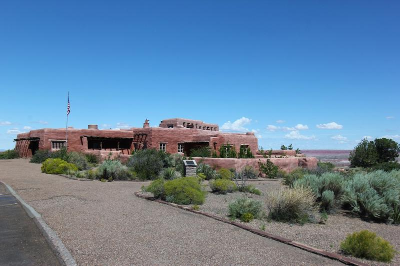 Painted Desert Inn - Arizona - History's Homes