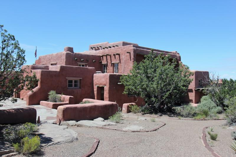 Painted Desert Inn - Painted Desert - History's Homes