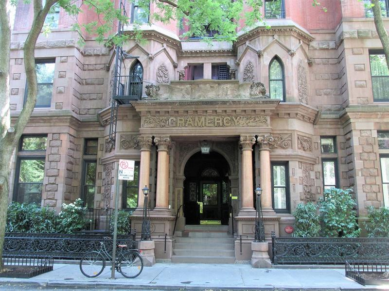 34 Gramercy Park East - NY - History's Homes