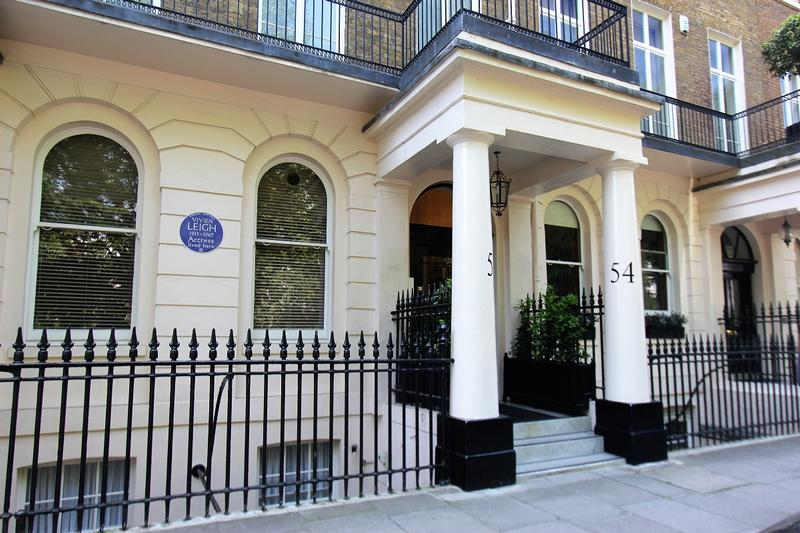 Vivien Leigh Home - London - History's Homes