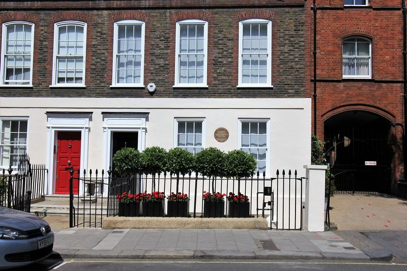 Mozart Home - London - History's Homes