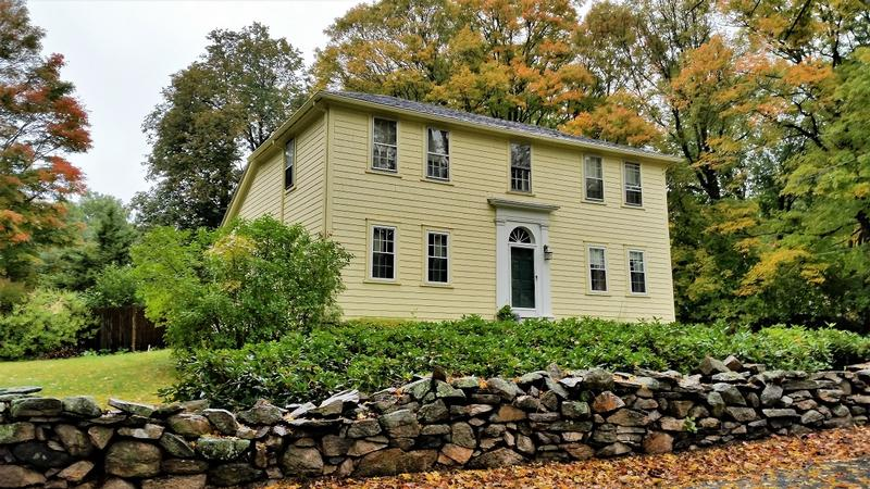 Warner Oland Home - Southborough - History's Homes