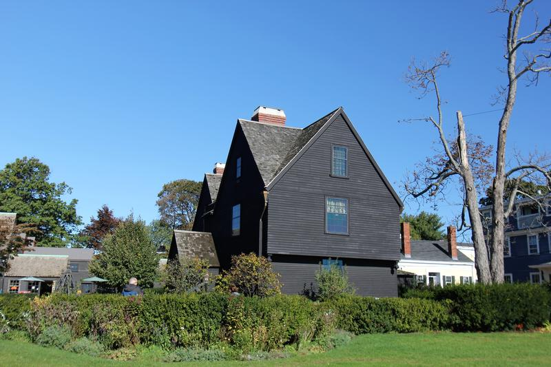 The House of the Seven Gables - Salem - History's Homes