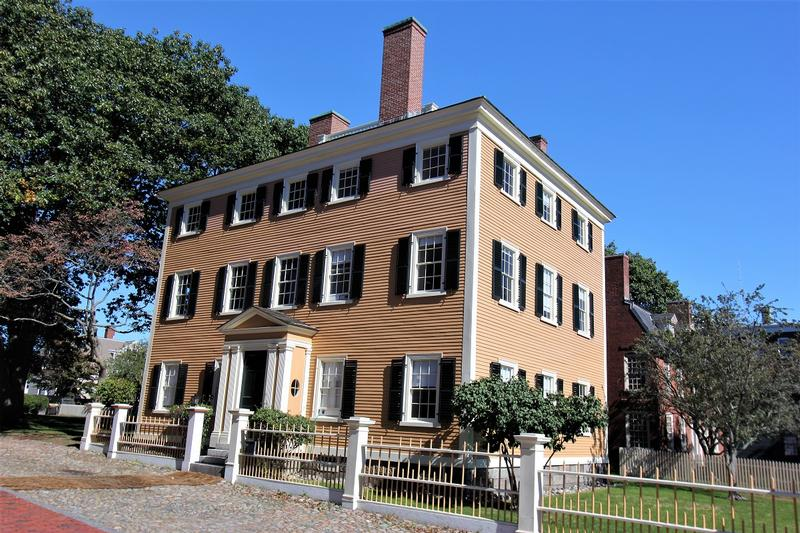 Hawkes House - Salem - History's Homes