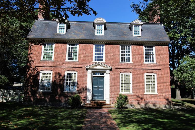 Derby House - Salem - History's Homes