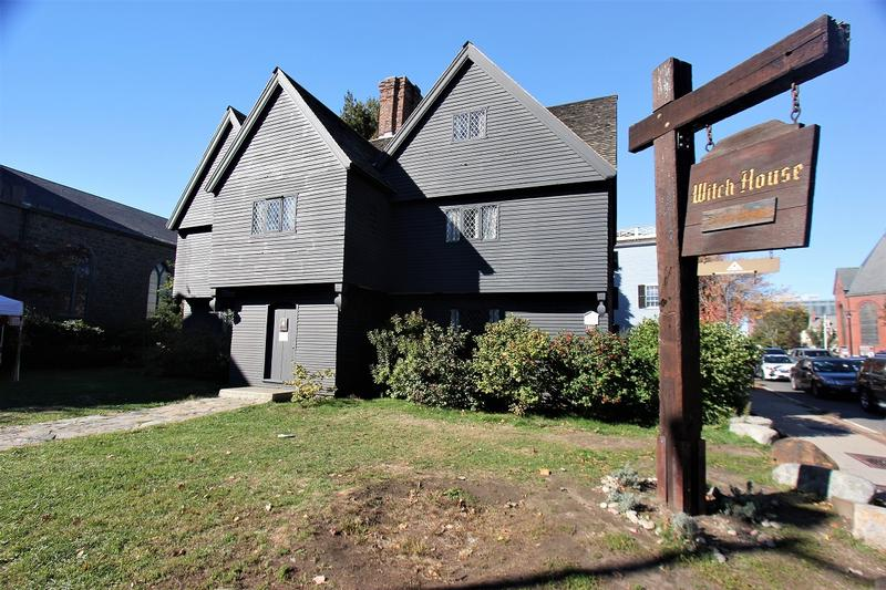 Witch House - Salem - History's Homes