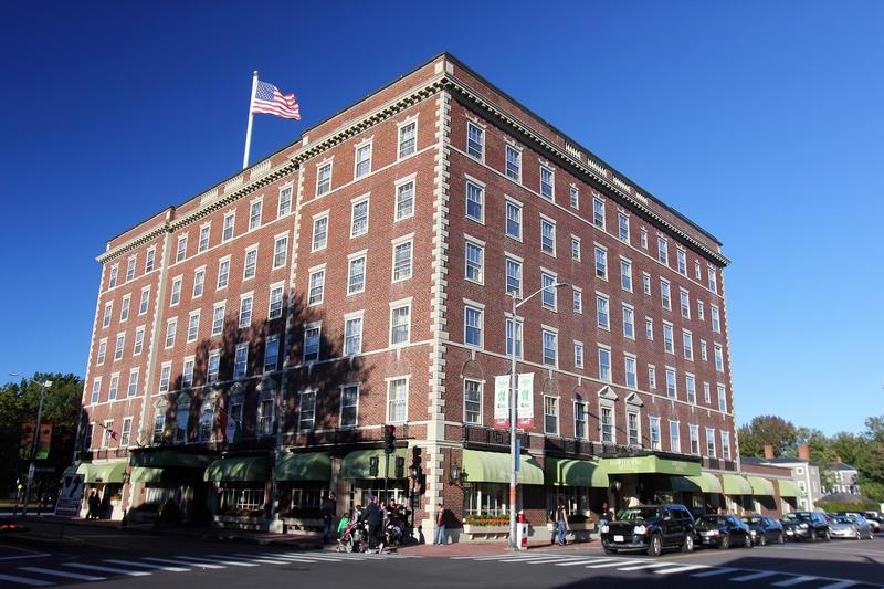 Hawthorne Hotel - Salem - History's Homes