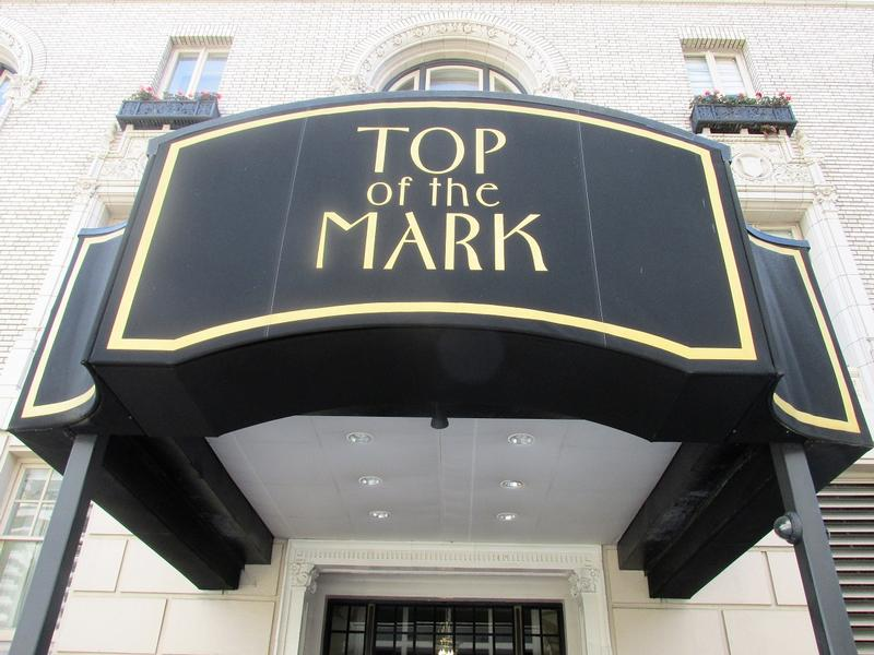 Mark Hopkins Hotel Top of the Mark - San Francisco - History's Homes