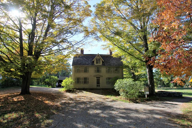 The Old Manse - Concord - History's Homes