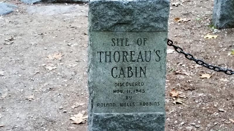 Henry David Thoreau Cabin Site - Walden Pond - History's Homes