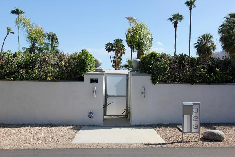 Alan Ladd Estate - Palm Springs - History's Homes