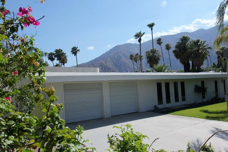 Alan Ladd Home - Palm Springs - History's Homes