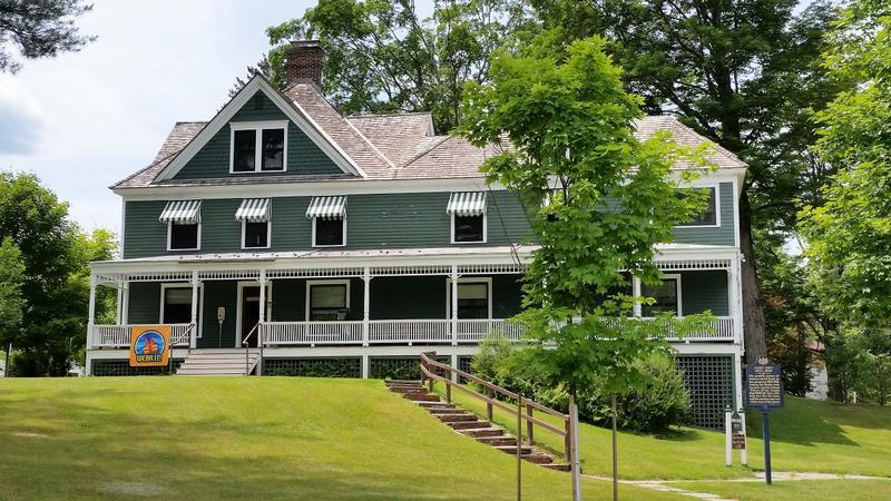 Zane Grey Home - PA - History's Homes