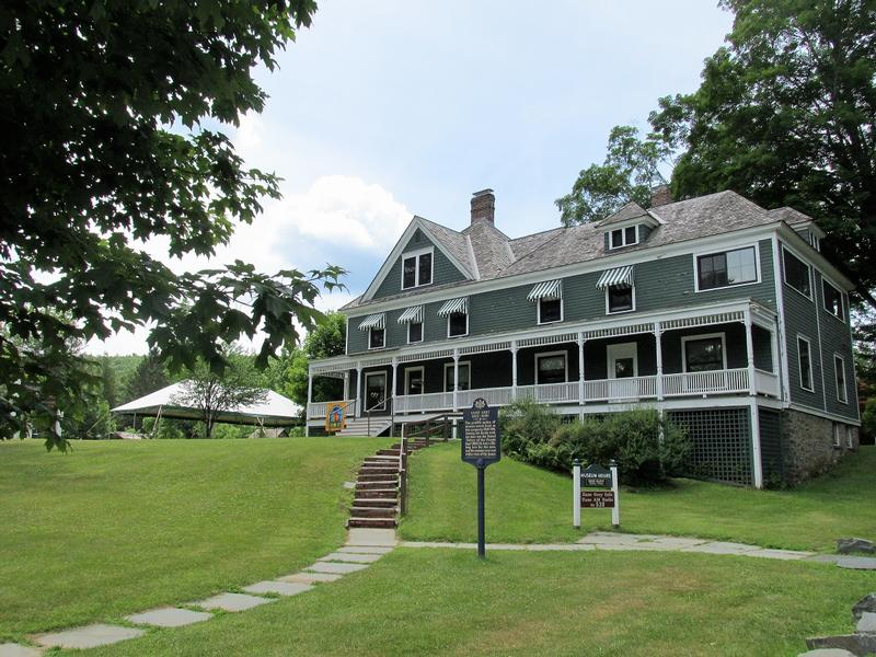 Zane Grey Museum - PA - History's Homes