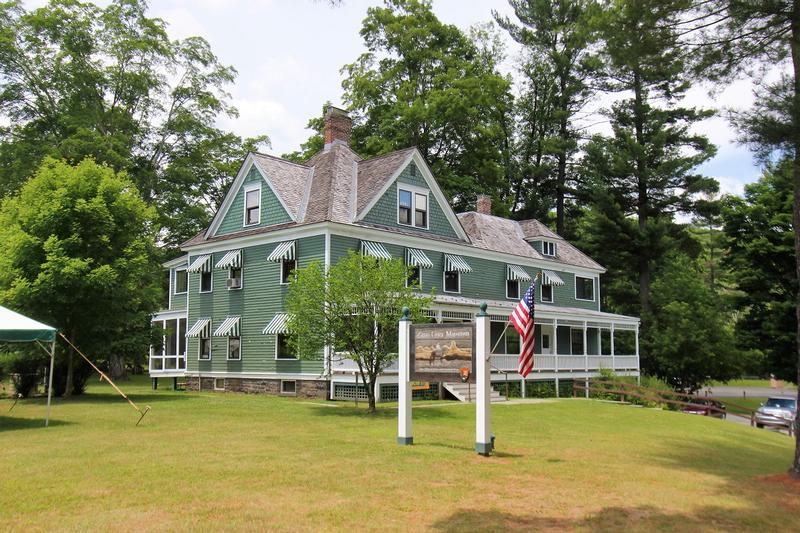 Zane Grey Home - Lackawaxen - History's Homes