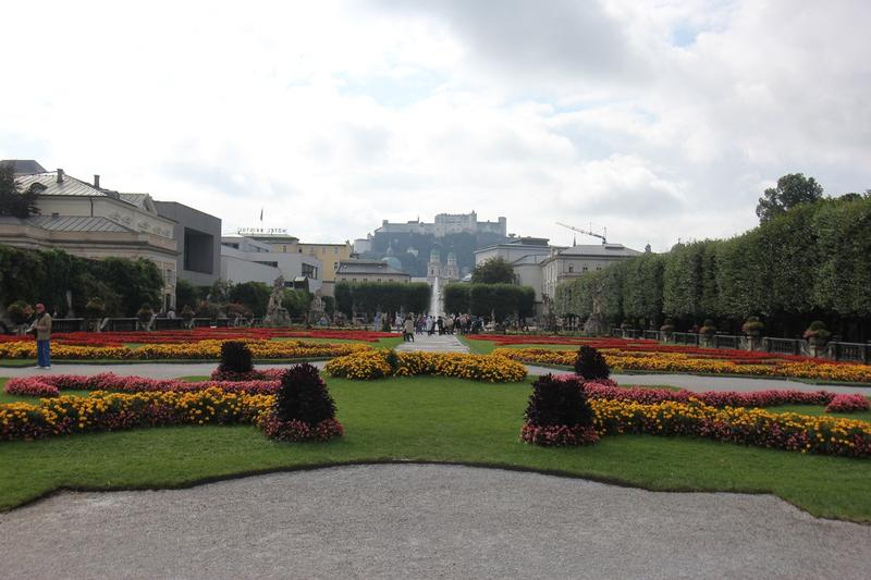 Mirabell Palace Gardens - Salzburg, Austria - History's Homes