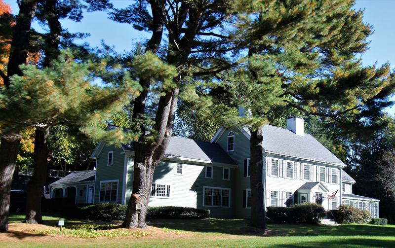 Babe Ruth Home - Massachusetts - History's Homes