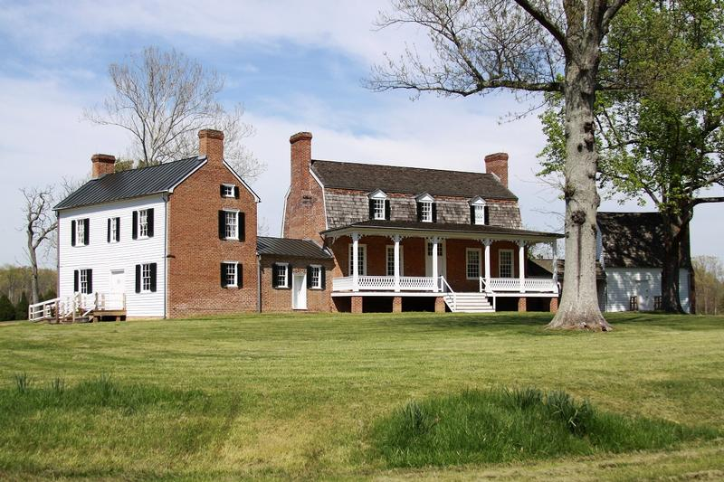 ThomasStone House - Maryland - History's Homes