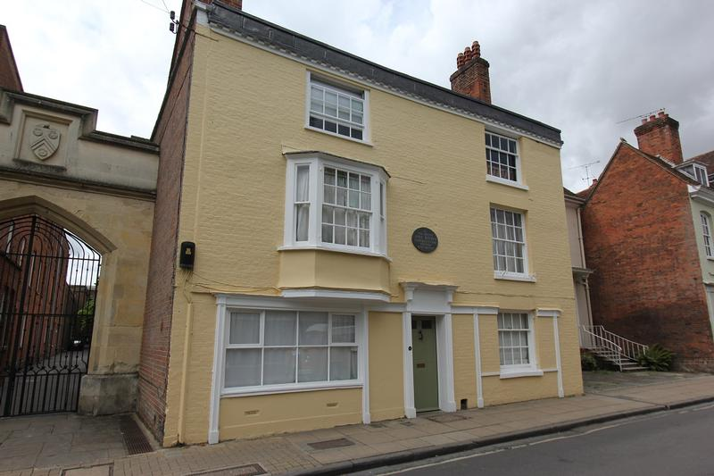 Jane Austen Home - Winchester - History's Homes