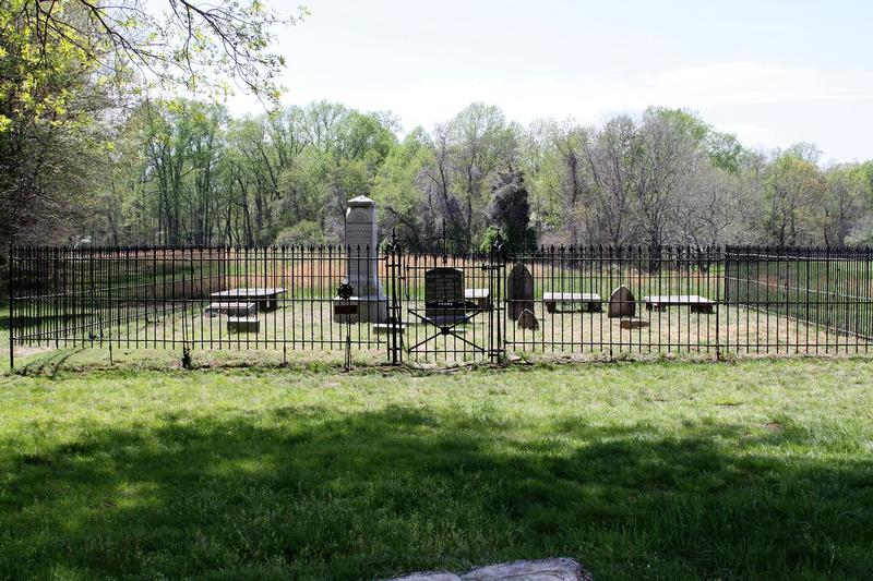 Thomas Stone family cemetery - MD - History's Homes