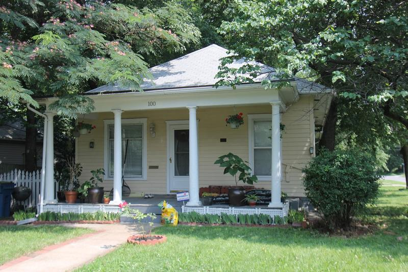 Ginger Rogers Birthplace - Independence - History's Homes