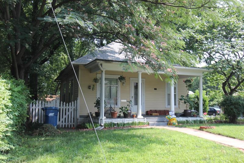 Ginger Rogers Birthplace - Missouri - History's Homes