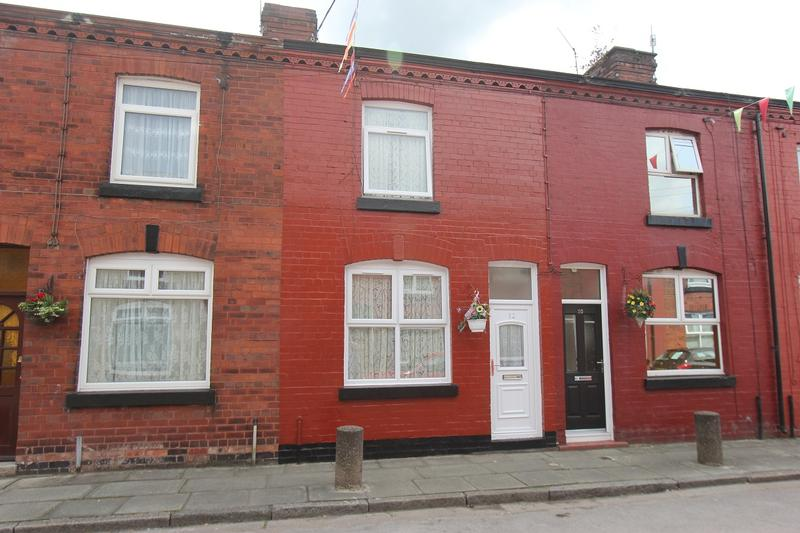 George Harrison Birthplace - Liverpool - History's Homes