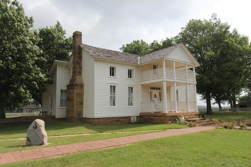 Will Rogers Birthplace - OK - History's Homes