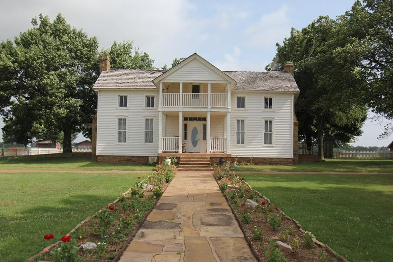 Will Rogers Birthplace - Oologah - History's Homes