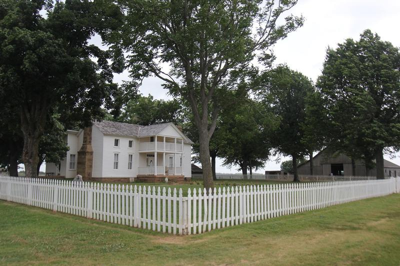 Will Rogers Birthplace Ranch - Oologah - History's Homes