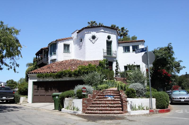 Double Indemnity House - Los Angeles - History's Homes