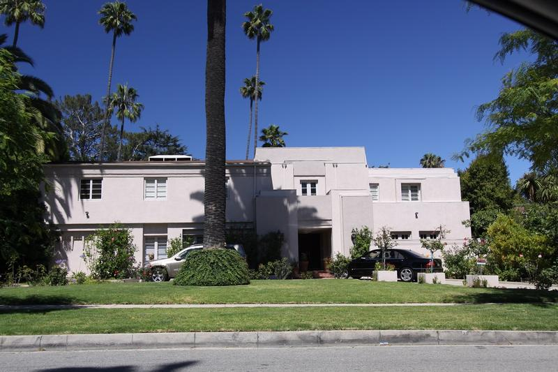 Marlene Dietrich Home - Beverly Hills - History's Homes