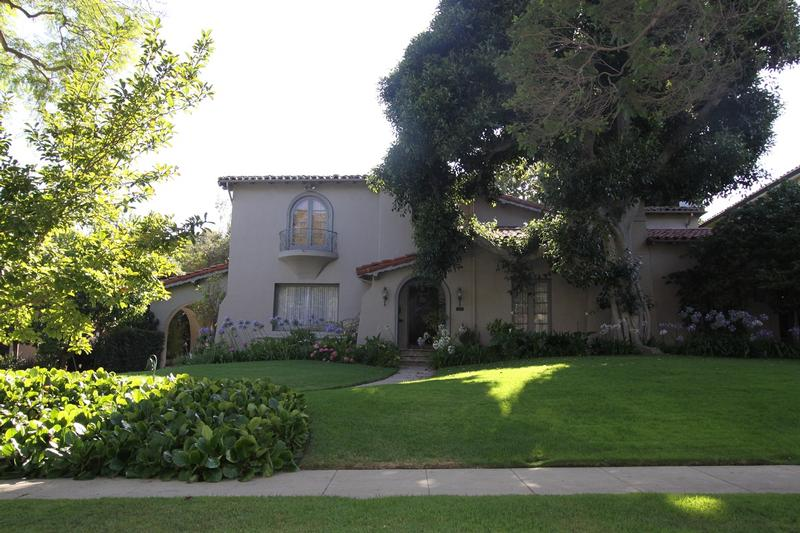 Oliver Hardy Home - Beverly Hills - History's Homes