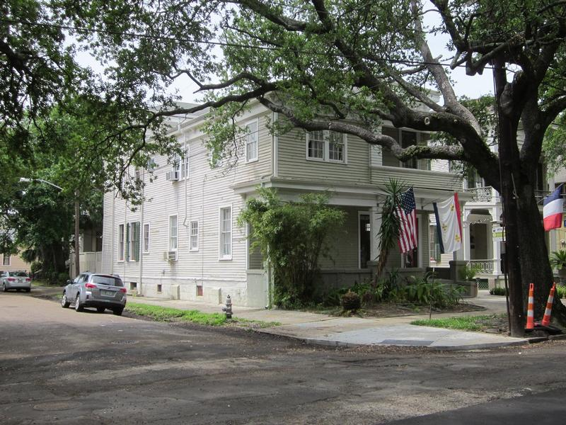 Edgar Degas Home - New Orleans - History's Homes