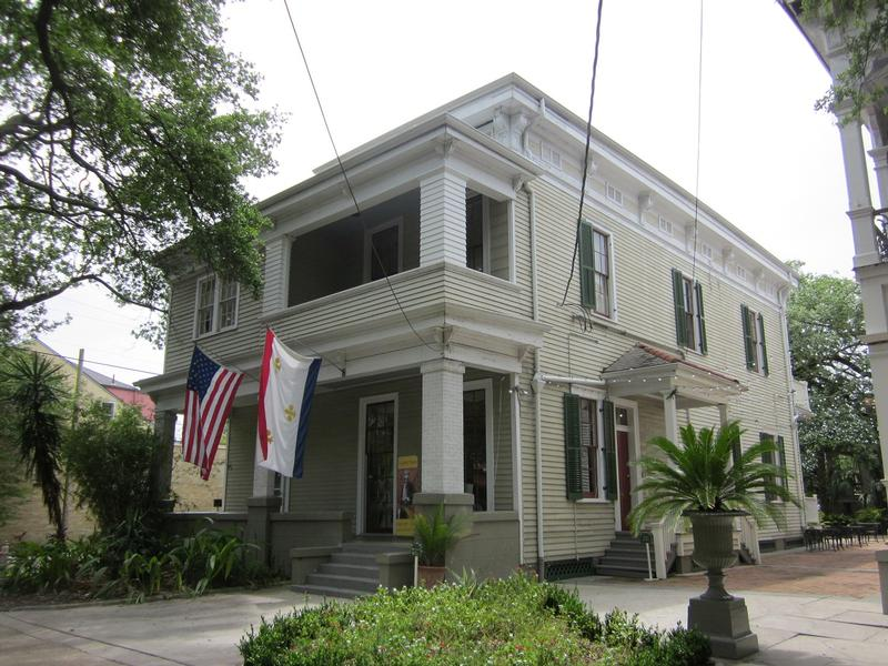 Edgar Degas Home - Louisiana - History's Homes