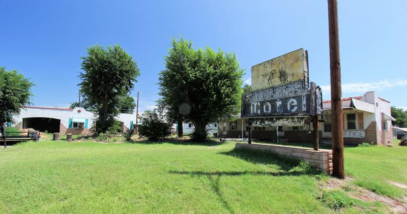 West Winds Motel - Erick - History's Homes