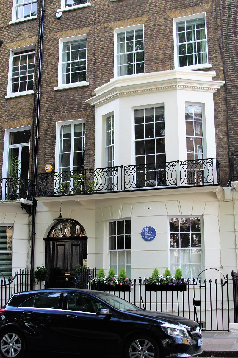 John Lennon Home - London - History's Homes