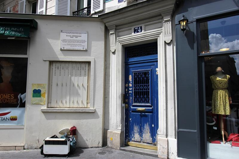 Ernest Hemingway Home - Paris - History's Homes