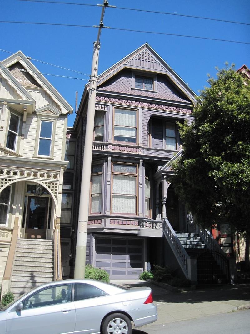 Grateful Dead Home - San Francisco - History's Homes