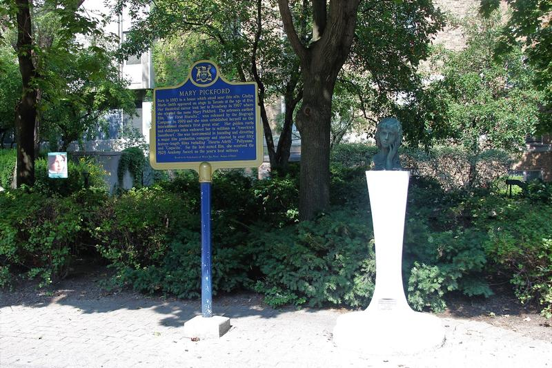 Mary Pickford Birthplace Site - Toronto - History's Homes