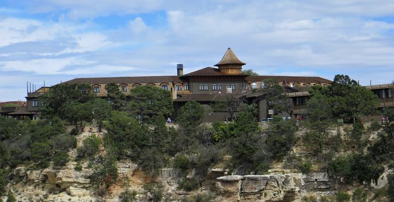 El Tovar Hotel South Rim - Grand Canyon - History's Homes