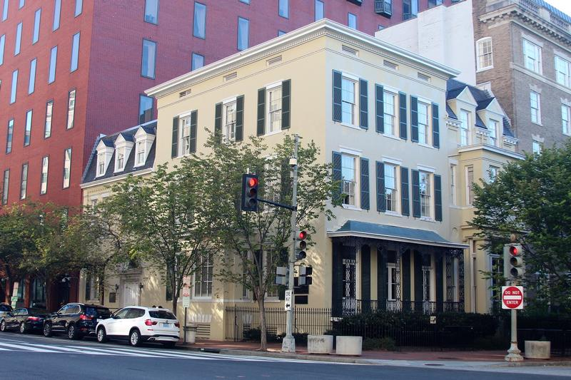 Dolley Madison House - Washington, D.C. - History's Homes