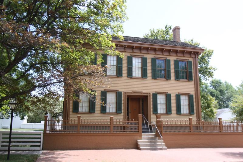 Lincoln House - Illinois - History's Homes