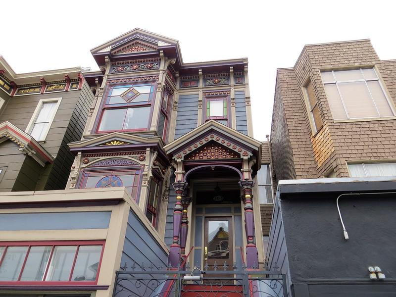 Interview With The Vampire House - Divisadero Street - History's Homes