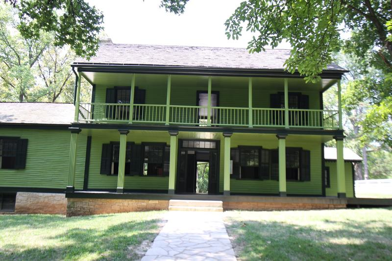 Ulysses S. Grant Historic Site - St. Louis - History's Homes