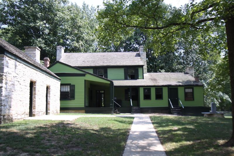 Ulysses S. Grant Home - MO - History's Homes