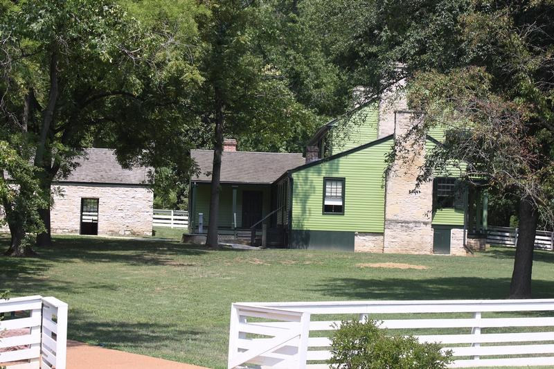 Ulysses S. Grant Historic Site - MO - History's Homes